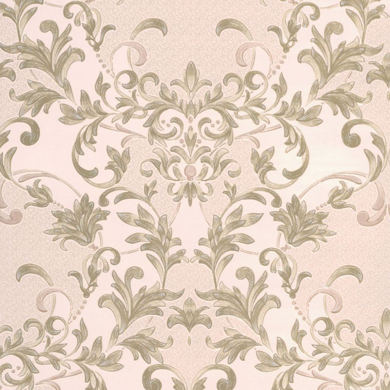 Superfresco abigail wallpaper green for Wallpaper homebase