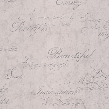 Image for Concrete Script Wallpaper - Concrete from StoreName