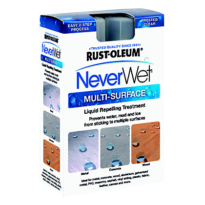 Image for Rust-Oleum NeverWet Liquid Repelling Treatment from StoreName