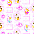 Princess Royal Frames Wallpaper