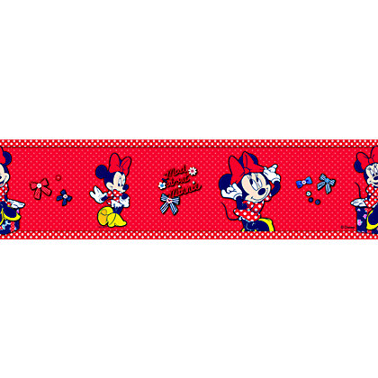 Image for Minnie Mouse Wallpaper Border from StoreName