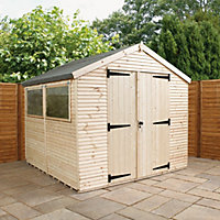 Mercia Ultimate Shed -12ft x 8ft