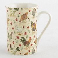 Fine China Mug- Chicken