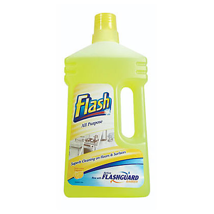 Image for Flash All Purpose Liquid Fresh Lemon - 1L from StoreName