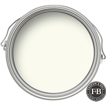 Image for Farrow & Ball Eco No.239 Wimborne White - Exterior Eggshell Paint - 2.5L from StoreName