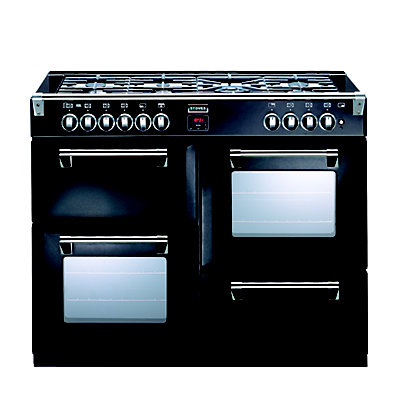 Image for Stoves Richmond 1000GT Range Cooker - Black. from StoreName
