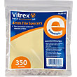 Vitrex Tile Spacers - 350x4mm