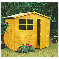 Homewood Wroxham Shed - 8ft x 6ft