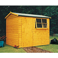 Homewood Suffolk Shed - 8ft x 6ft