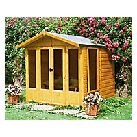 Homewood Parham Summerhouse - 6ft 9in x 6ft 6in