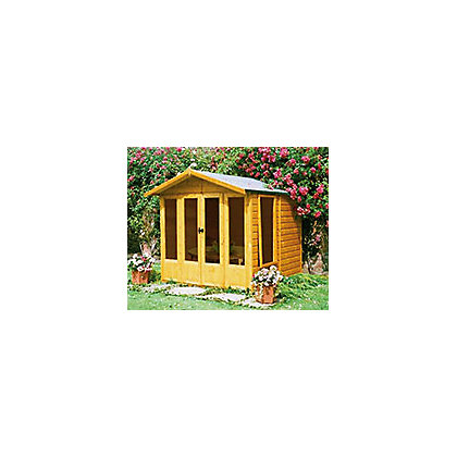 Image for Homewood Parham Summerhouse - 6ft 9in x 6ft 6in from StoreName