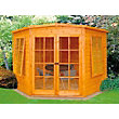 Homewood Hampton Corner Summerhouse - 6ft 9in x 6ft 9in