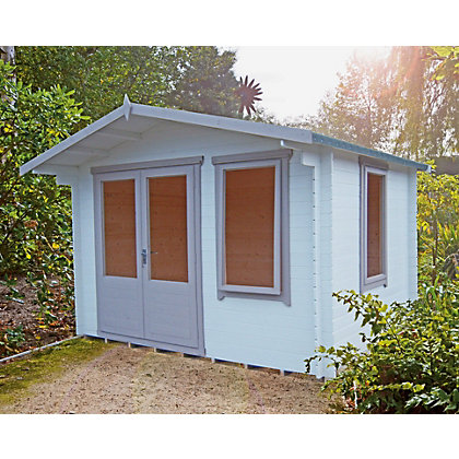 Image for Homewood Berryfield Cabin - 10ft 9in x 9ft 10in from StoreName