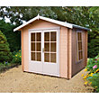 Homewood Barnsdale 19mm Cabin - 6ft 10in x 6ft 10in