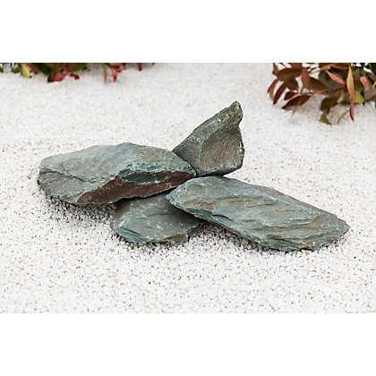 Image for Stylish Stone Rustic Sage Rockery from StoreName