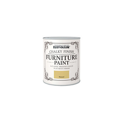 Image for Rust-Oleum Mustard - Furniture Paint - 125ml from StoreName