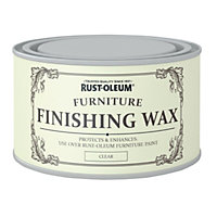 Rust-Oleum Clear - Furniture Wax - 400ml