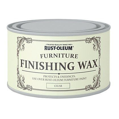Image for Rust-Oleum Clear - Furniture Wax - 400ml from StoreName
