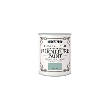 Image for Rust-Oleum Duck Egg -  Furniture Paint - 125ml from StoreName