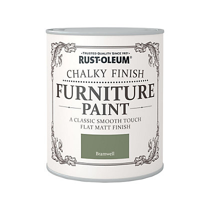Image for Rust-Oleum Bramwell -  Chalky Furniture Paint - 750ml from StoreName