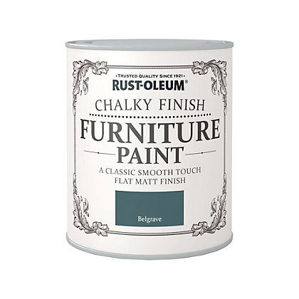 Image for Rust-Oleum Belgrave - Chalky Furniture Paint - 750ml from StoreName
