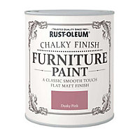 Rust-Oleum Dusky Pink - Furniture Paint - 125ml