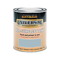 Rust-Oleum Universal All Surface Paint Satin Lagoon 750ml