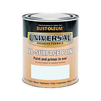 Rust-Oleum Universal All Surface Paint Satin Duck Egg Blue 750ml