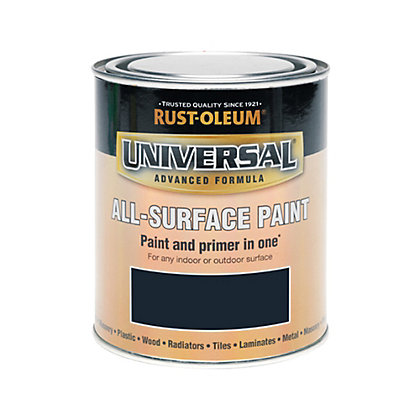 Image for Rust-Oleum Universal All Surface Paint Dark Grey 750ml from StoreName