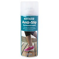 Rust-Oleum Anti Slip Spray Clear 400ml