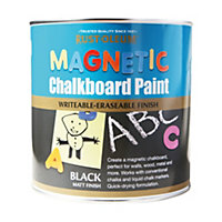 rust oleum black   mag ic chalkboard paint   2 5l