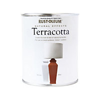 Rust-Oleum Terracotta -  Natural Effects - 750ml