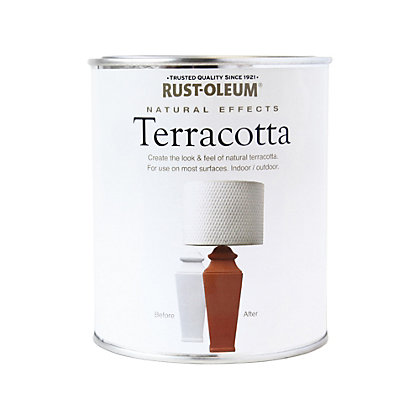 Image for Rust-Oleum Terracotta -  Natural Effects - 750ml from StoreName