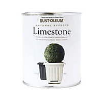 Rust-Oleum Limestone - Natural Effects - 750ml