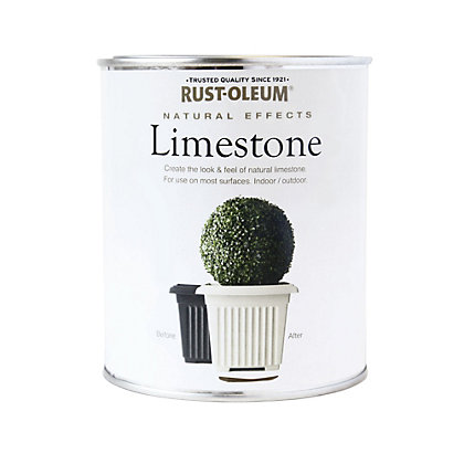 Image for Rust-Oleum Limestone - Natural Effects - 750ml from StoreName