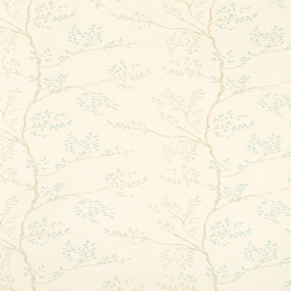 Image for Laura Ashley Elwood Wallpaper - Eau De Nil from StoreName