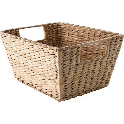 Image for Bathroom Rush Seagrass Basket from StoreName