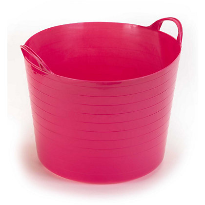 Image for Large Flexi Tub Fuchsia from StoreName