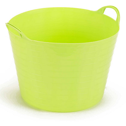 Image for Extra Large Flexi Tub Lime Green from StoreName