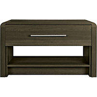 Hygena Strand Coffee Table - Dark Oak