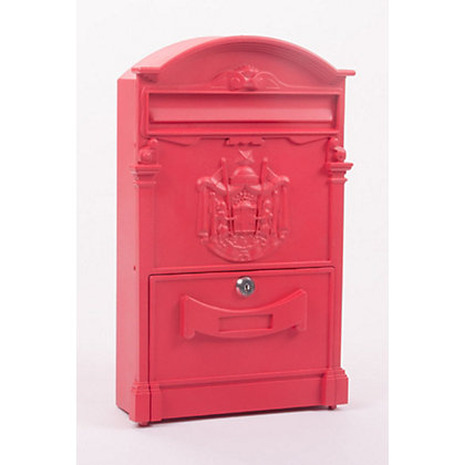 Image for Imperial Red Letterbox from StoreName