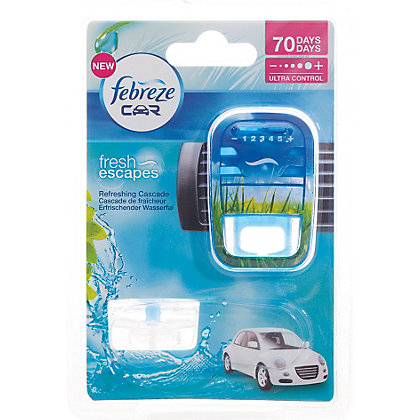 Image for Febreze Car Air Freshener Refreshing Cascadel- 7ml from StoreName