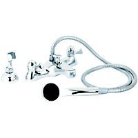 Beta Lever Bath Shower Mixer