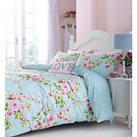 Canterbury Duvet Cover Set - Multicoloured - Double