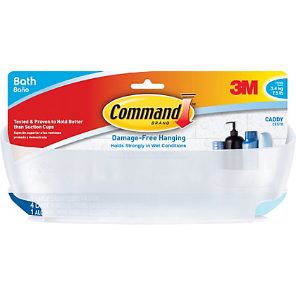 Image for 3M Command Shower Caddy from StoreName
