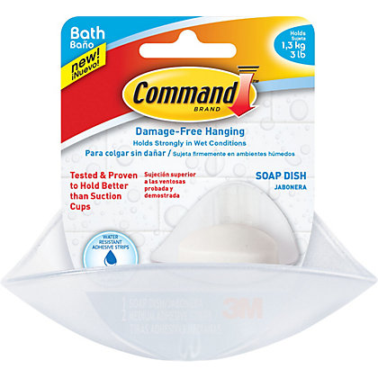 Image for 3M Command Soap Dish from StoreName