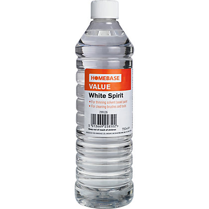 Image for Homebase Value White Spirit - 750ml from StoreName