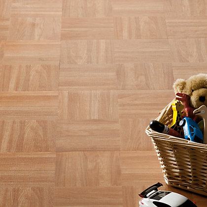 Image for Cross Wood Vinyl Tile - Collect In Store from StoreName
