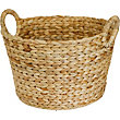 Large Round Storage Basket - Natural