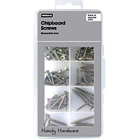 Homebase Handy Hardware - Chipboard Screws